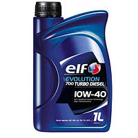Моторное масло Elf Evolution 700 Turbo Diesel 10W-40 1 л N40740242