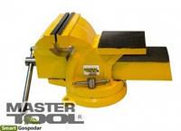 MasterTool  Тиски слесарные поворотные, Арт.: 07-0215