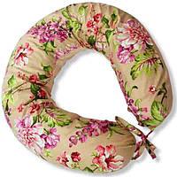 Подушка для беременных и кормления на завязках Babyfix - это подушки для беременных и кормящих мам