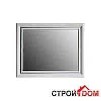 Зеркало для ванной комнаты Атолл Джулия 95 ivory (серебро)