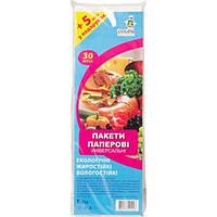 Пакеты бумажные Добрая Хозяюшка для завтраков 30+5 шт N51401115