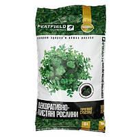Субстрат торфяной Peatfield для декоративно-лиственных растений 6 л N10502578