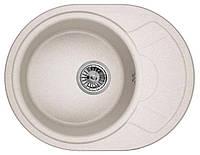 Кухонная мойка Minola MOG 1145-58 Базальт 57,5х44,5х19 см