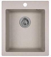 Кухонная мойка Minola Mpg 1040-42 Базальт 41,5х49х19,5 см