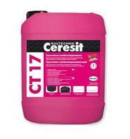 Грунтовка глубоочищающая Ceresit CT-17 10 л