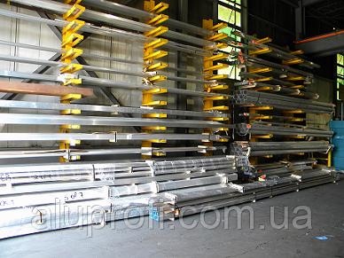 Труба алюминиевая 30х15х2мм 6060