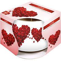 Арома-свеча Bispol sn71-05 любовь N51168224