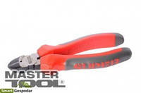 MasterTool Бокорезы, хром-ванадий CrV6150, HRC 50~55 Бокорезы, Арт.: 24-1180