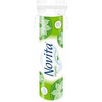 Ватные диски Novita Organic 120 шт N51309094