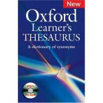 Словарь Oxford Learner's Thesaurus Pack