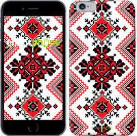 """Чехол на iPhone 6 Вышиванка 51 """"1725c-45-716"""""""