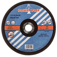 Круг отрезной Power Flex 350x3.0x25.4 мм металл N20502565