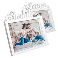 Фоторамка Love белая 15x21 см N51177943