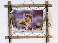 Ловец снов В поисках пищи голограмма 40 см Код:112038