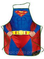 Прикольные фартуки Супермен