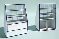 Прилавок-витрина кондитерский ЭКОвк
