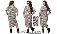 Платье ангора  р-ры 50-54