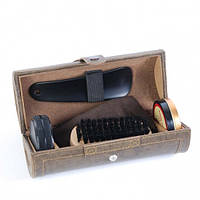 Набор по уходу за обувью Грация Код:110601