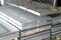 Алюминиевая плита 25мм  2024 T351  (Д16Т)