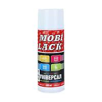 Краска аэрозольная белая 0.4 л Mobilack Универсал 0040 N40731248