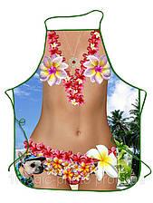 Прикольные фартуки Гавайский гламур
