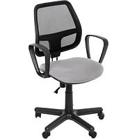 Кресло офисное Alfa GTP серо-черное N80333781