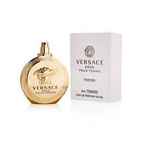 Женский Парфюм Original Versace Eros Pour Femme TESTER 100 ml Код:119594