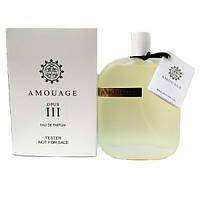 Женский Парфюм Original Amouage The Library Collection Opus III TESTER 100 ml