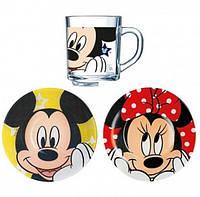 Набор детский Luminarc Disney Oh Minnie Код:107868