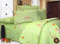 Комплект постельного белья для детей Мишка и пчелки Код:112142