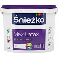 Краска Sniezka Max Latex 1.4 кг N50101555