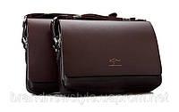 Мужская кожаная сумка. Модель 428