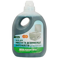 Жидкость для биотуалетов Кемпинг для дезодорации 0.8 л N11020038
