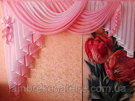 Ламбрекен 1.8 метра розовый