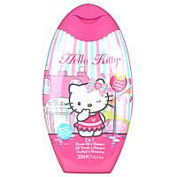 Детский Гель & Шампунь Hello Kitty 2in1