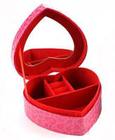 Шкатулка для украшений сердце Код:106137