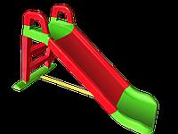 """Горка для катания детей, 140см, в кор.43*79*25см., пр. Украина, ТМ """"Долони""""(0140/01)"""