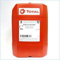 TOTAL RUBIA TIR 7400 15W40. 20 lt (20 л) олива моторна