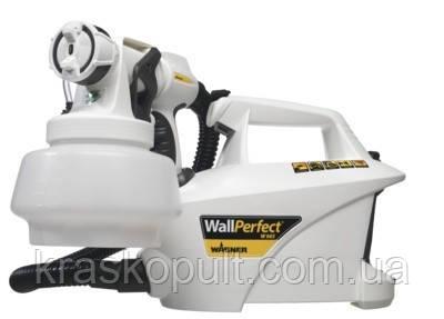 Бытовой краскораспылитель для покраски стен WAGNER W665 wallperfect (Германия)