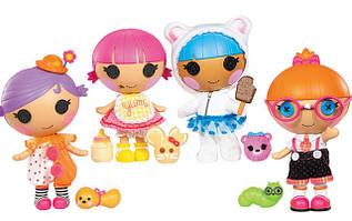 Ляльки lalaloopsy (лалалупсі)