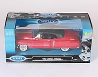 "Машина Welly, ""CADILLAC ELDORADO 1953"", метал., масштаб 1:24, в кор. 23*11*10см (6шт)(22414W)"