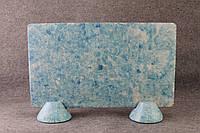 Гранж аквамариновый (ножки-конусы) 304GК5GR611+ NK611