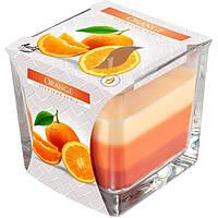 Арома-свеча Bispol snk80-63 апельсин N51168235