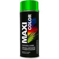 Аэрозоль Maxi Color желто-зеленый 400 мл N50109654