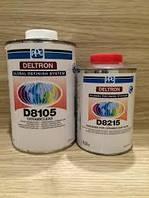 КЕРАМИЧЕСКИЙ Лак PPG Deltron CeramiClear D8105 1л + D8215 0.5л