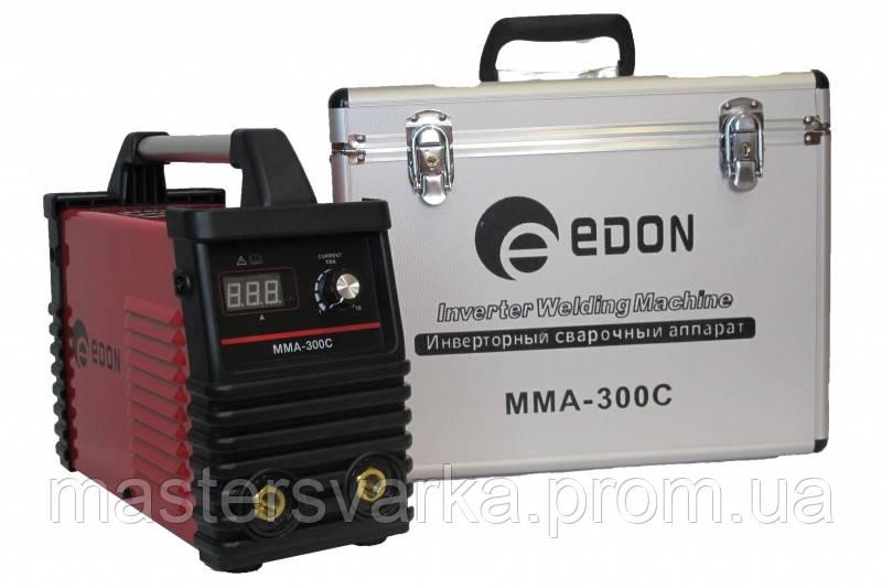 Сварочный инвертор Edon ММА 300С в кейсе
