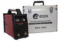 Сварочный инвертор Edon ММА 300С в кейсе, фото 1
