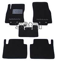 Двухслойные коврики 2D Sotra Classic 7mm Black для Nissan 1986-2016