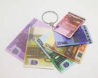 """Брелок """"Деньги"""" Евро"""