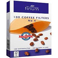 Фильтр для кофеварок Finum №4 N31013437